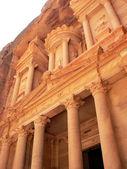 Treasury Tomb in Petra — Stock Photo
