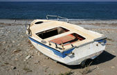 Abandoned Boat — Stock Photo