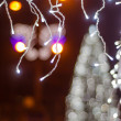 Christmas bokeh light — Stock Photo #18240499