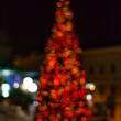 Christmas bokeh light — Stock Photo #18342709
