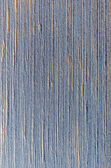 The texture of the plaster blue stripes — Stock Photo