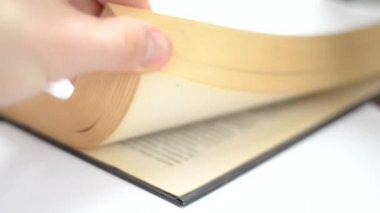 Book — Stock Video