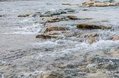 Fluxo do rio — Foto Stock