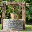 Antique Water Well — Foto de stock #18812637