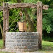 Stockfoto: Antique Water Well