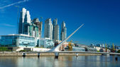 Puerto Madero — Stock Photo