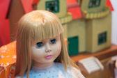 Antique Doll — Stock Photo