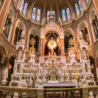 Stock fotografie: Luxurious shrine inside church