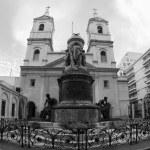 Nuestra Señora del Rosario Basilic, Buenos Aires, Argentina — Stock Photo