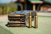 Bullet mag — Stock Photo