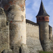 The medieval fortress — Stock Photo