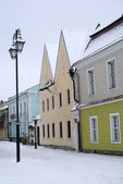 Kamyanets-Podilsky, one of the oldest cities in Ukraine — Stock Photo
