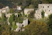 古老的村庄的废墟 — 图库照片