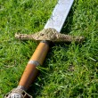 Medieval sword — Stock Photo #18673931