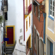 Foto Stock: Picturesque streets of Coimbra