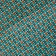 Detail of azulejos, traditional portuguese tiles - Stock Photo