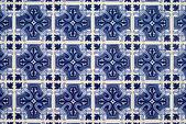 阿苏莱霍斯,传统葡萄牙瓷砖的详细信息 — 图库照片