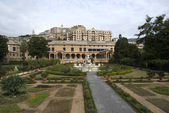 Villa of the Prince in Genoa — Stock Photo
