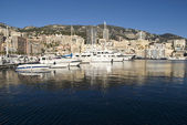Port of Monaco — Stock Photo