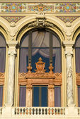 蒙特卡罗歌剧的外观 — 图库照片