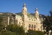 Monte Carlo Opera House — Stock Photo