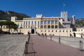 Prince's Palace of Monaco — Foto de Stock