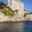 Oceanographic Institute in Monaco - Stock Photo