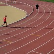 Running track — Stock Photo #18827323