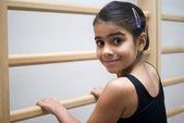 Ler balett student — Stockfoto