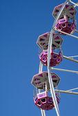 Colorida rueda de la fortuna — Foto de Stock