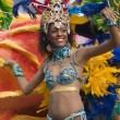 Carnival dancer - Stock Photo
