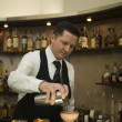 Barman - Stock Photo
