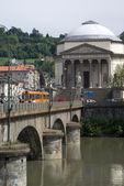Turín, italia — Foto de Stock