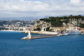 Nice, French Riviera — Stock Photo