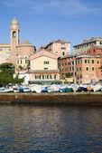 Nervi - gênova, itália — Foto Stock