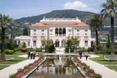 Villa Ephrussi de Rothschild, French Riviera — Stock Photo