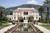 Villa Ephrussi de Rothschild, French Riviera — 图库照片