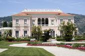 Villa Ephrussi de Rothschild, French Riviera — Stock Photo