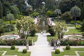 Garden in Villa Ephrussi de Rothschild — 图库照片