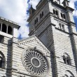 Genoa Cathedral — Stock Photo