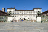 Royal Palace of Turin — Stock Photo
