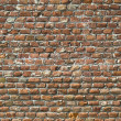 Old bricked wall — Stock Photo