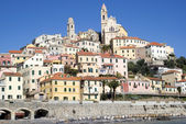 Cervo, Liguria-Italy — Stock Photo