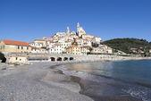 Cervo, Liguria-Italy — Stock Photo