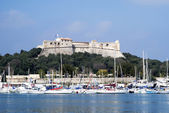 Fort Carre - Antibes, France — Foto Stock