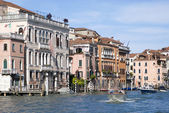 Venezia. canal grande — Foto Stock