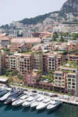 Fontvieille, Monaco — Stock Photo