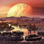 Martian Morning — Stock Photo #19233061