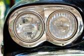 Headlight — Stock Photo