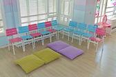 Children's Chairs — Stock Photo
